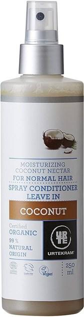 BIO balzam za lase v spreju kokos Urtekram 250ml