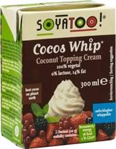 Kokosova krema za stepanje Soyatoo 300ml
