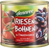 BIO orjaški fižol v paradižnikovi omaki DEN 230g