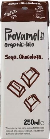 BIO sojin napitek s čokolodo Provamel 250ml