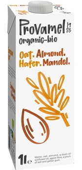 BIO ovseno-mandljev napitek Provamel 1l