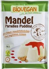 BIO rajski mandljev puding Biovegan 49g