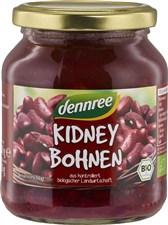 BIO rdeči fižol Kidney v kozarcu DEN 330g