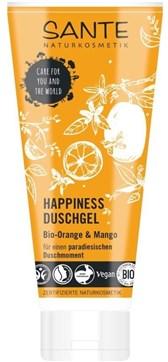Gel za tuširanje pomaranča in mango Sante 200ml