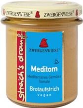 BIO veganski namaz Meditom Zwergenwiese 160g
