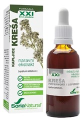 Ekstrakt kreša XXI Soria Natural 50ml