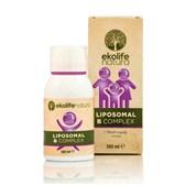 B kompleks liposomski Ekolife natura 150ml