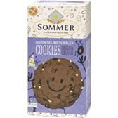 BIO cookie čokoladni piškoti z indijskimi oreščki Sommer 125g