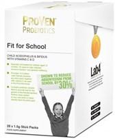 Probiotiki z vit.C in D za otroke od 1. do 16. leta ProVen 28x1,5g
