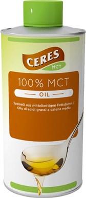 MCT olje - jedilno olje iz srednjeverižnih trigliceridov Ceres 500ml