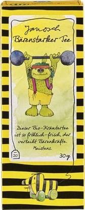 BIO otroški čaj medvedja moč Lebensbaum 20x1,5g