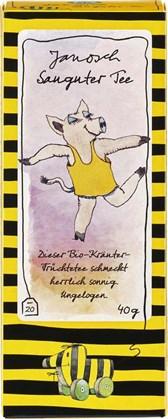 BIO otroški sadni čaj Sauguter Lebensbaum 20x2,0g