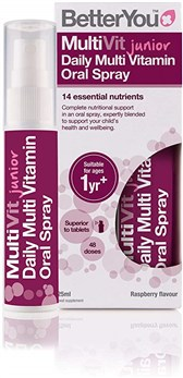 Sprej Multivit Junior BetterYou 25ml