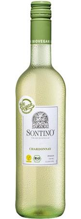BIO vino Sontino Chardonnay Bio Vegan 0,75l