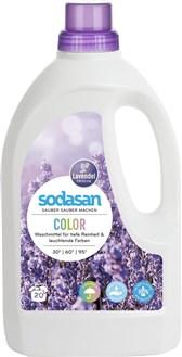 Sredstvo za pranje barvnega perila sivka Sodasan 1,5l