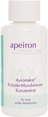 Ustna voda zeliščni koncentrat Apeiron 100ml
