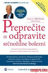 Knjiga Preprečite in odpravite srčnožilne bolezni