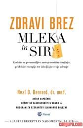 Knjiga Zdravi brez mleka in sira