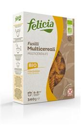 Testenine večzrnate (fusili) brez glutena Felicia 340g