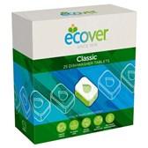 Tablete za strojno pomivanje posode klasik Ecover 25 kosov