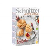 BIO kruhki Panini brez glutena Schnitzer 2x2kom 250g