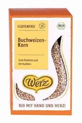 BIO ajdova kaša brez glutena Werz 500g