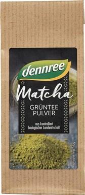 BIO zeleni čaj Matcha v prahu DEN 30g