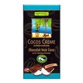 BIO temna čokolada s kokosovo kremo Rapunzel 100g