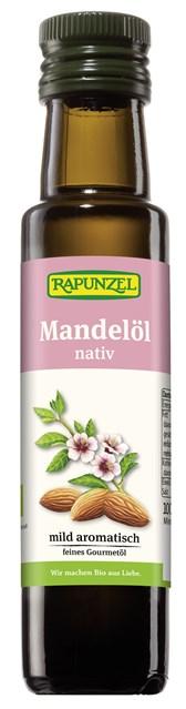 Mandljevo olje deviško Rapunzel 100ml