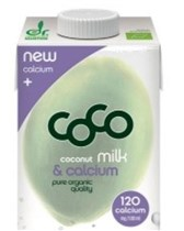 Kokosovo mleko za pitje s kalcijem Dr.Martins 1l