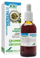 Kapljice Nerval XXI Soria Natural 50ml