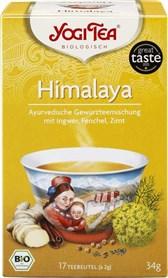 BIO začimbni čaj Himalaya Yogi Tea 17x2g