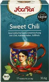 BIO začimbni čaj s sladkim čilijem Yogi Tea 17x1,8g