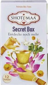 BIO čaj Skrivnostna skrinjica Shoti Maa 12x1,8-2g