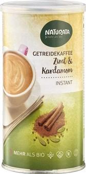 BIO žitna kava instant cimet in kardamom Naturata 125g
