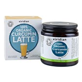 BIO ekološki kurkumin latte Viridian 30g