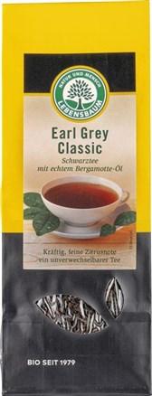 BIO čaj earl grey Classic Lebensbaum 100g