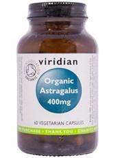 BIO Astragalus ekološki Viridian 60 kapsul