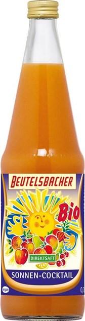 BIO sok sončni koktajl Beutelsbacher 0,7l