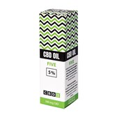 Olje CBD Five CBD EX 5% 10ml