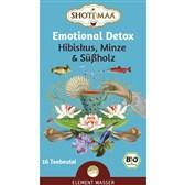 BIO čaj čustveni detoks Shoti Maa 16x2g