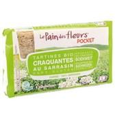 BIO ajdovi kruhki brez glutena Blumenbrot 18,5g