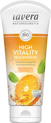 Gel za tuširanje High Vitality Lavera 200ml
