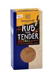 BIO začimbna mešanica za žar Rub me tender Sonnentor 60g