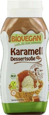 BIO preliv za sladice karamela Biovegan 250g
