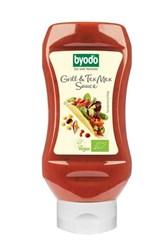 BIO paradižnikova omaka za žar TexMex Byodo 300ml