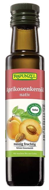 BIO olje mareličnih jedrc Rapunzel 100ml