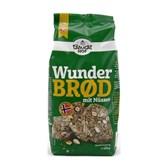 BIO mešanica za brezglutenski kruh z orehi Bauck Hof 600gr