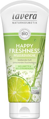 Gel za tuširanje Happy Freshness Lavera 200ml
