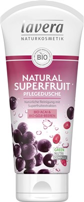 Gel za tuširanje Natural Superfruit Lavera 200ml